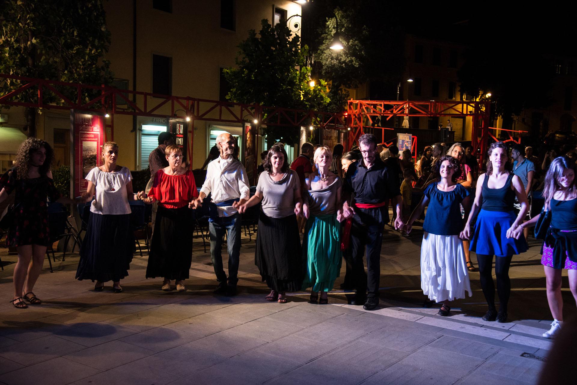 Balla che ti passa festa da ballo con danze for Case tradizionali italiane