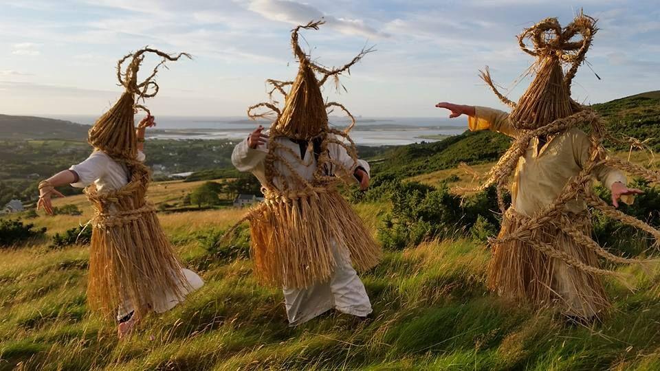 IRIS STORIES Mumming: una tradizione natalizia irlandese