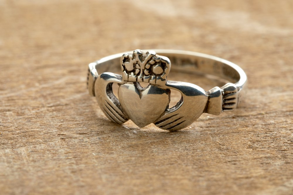 IRIS STORIES The Claddagh Ring