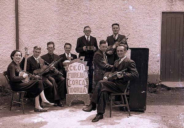 IRIS STORIES Le Céilí Band